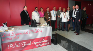 Seminarium WPHI Ateny Polish Food Specialities 15.03.15